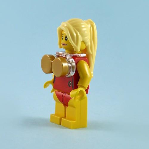 LEGO DC Super Heroes 76025 Green Lantern vs. Sinestro new lego piece pamela 3