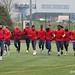 Sutton United Training Session - 05/02/15