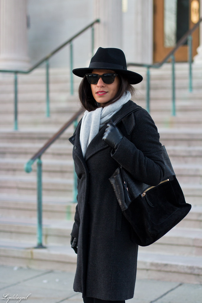 grey coat, grey scarf, wool fedora, denim-3.jpg