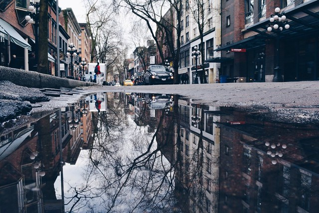 gastown puddles