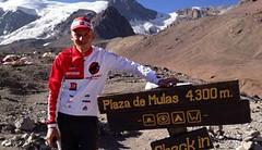 Rekord Kiliana Jorneta na Aconcague bleskově překonán