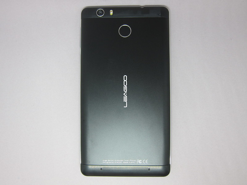 Leagoo Shark 1 - Back