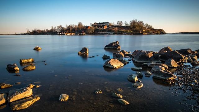 Harakka - Helsinki, Finland - Seascape photography