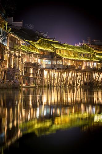 Shining river por Stefano Trezzi