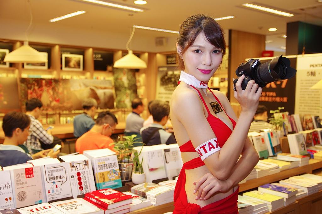 Pentax K-1 體驗會台中場花絮