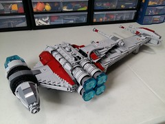 B-Wing done! Better pics coming!