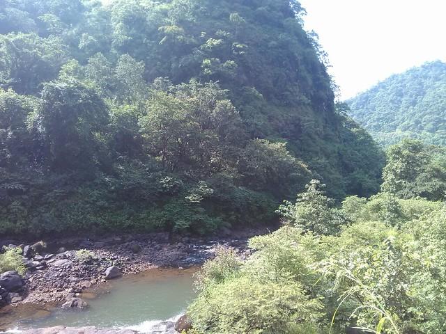 Dense jungle with Jagbudi River