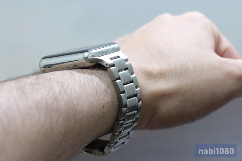 Apple Watch ウーブンナイロンバンド07