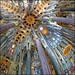 (2322) La Sagrada Família (Fisheye world) by Quim Granell