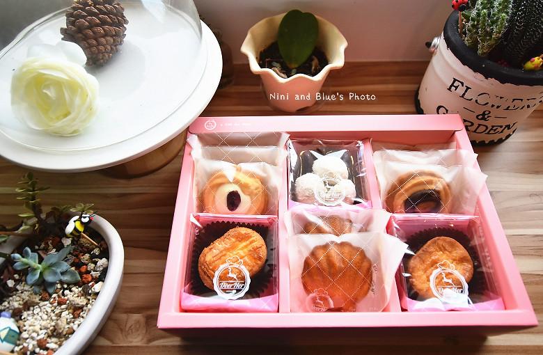 彰化和美DeerHer手工餅乾喜餅不限時插座咖啡甜點27