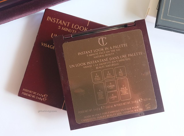 Charlotte Tilbury Instant Look in a Palette3