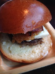 Hollywood Bowl, Food: Slider
