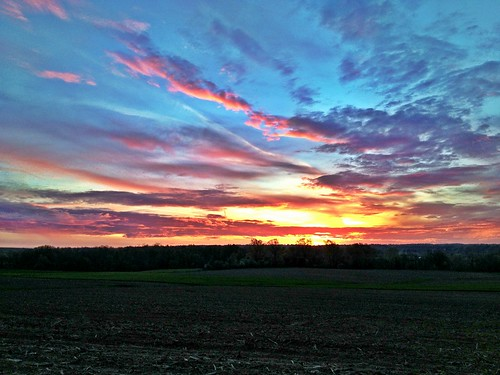 sunrise day cloudy