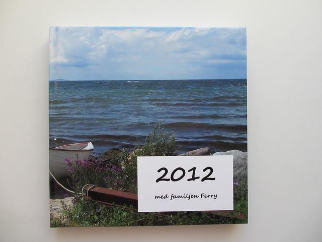 Fotobok 2012