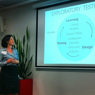 A Taste of Exploratory Testing, a talk by Anne-Marie @Charrett at @googledownunder