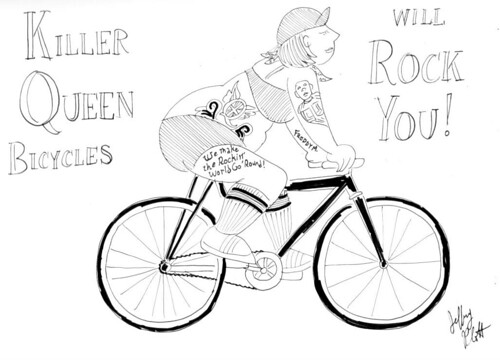 Killer Queen Bicycles