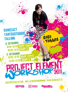 Project Element Workshop by Gigi Torres » 02.-03. dets 2011