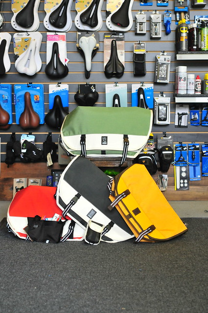 New Chrome Bags in Stock!