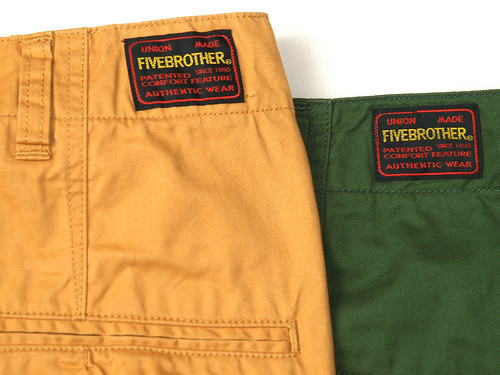 Five Brother / Chino Work Short