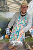 Bacton low rise demolition fun day - Cllr Blackwell by camdenphotos