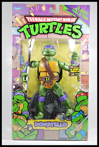 Donatello_Teenage Mutant Ninja Turtles Classic