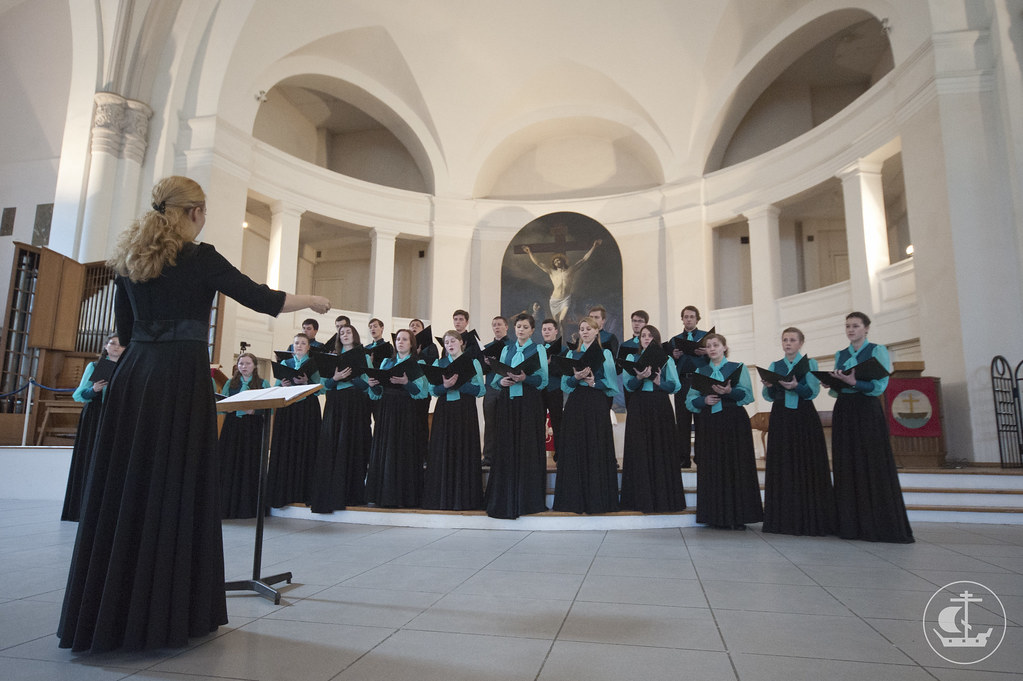24 мая 2013, Благотворительный концерт в Петрикирхе