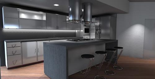 Forum casa nuova cucina nuova - Sgabelli per isola cucina ...