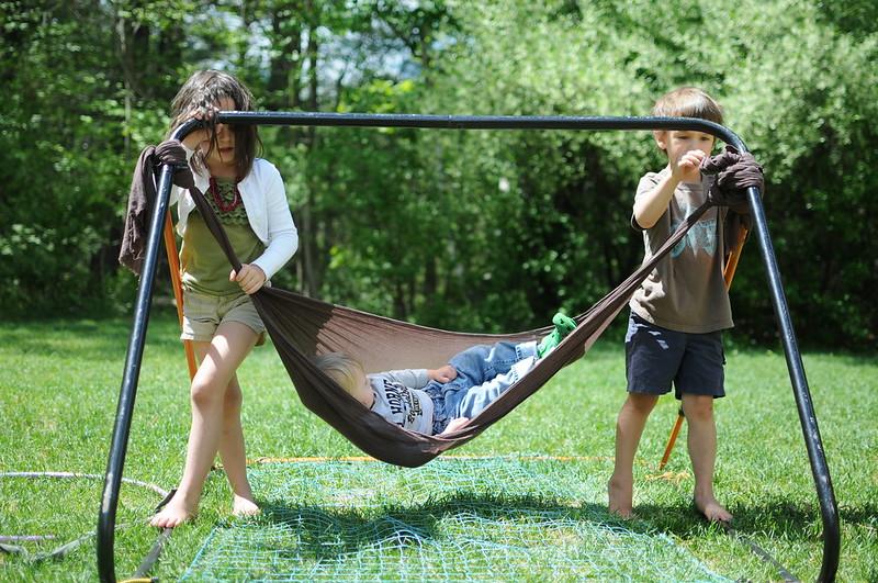 wrap hammock {SOOC}