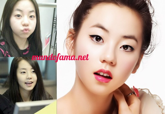 coreana maquillaje