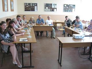 Гости открытого заседания