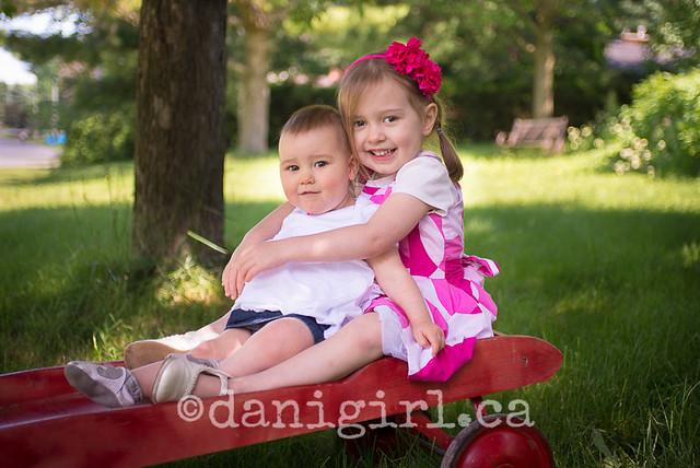 漂亮的粉红色家庭(2之1)