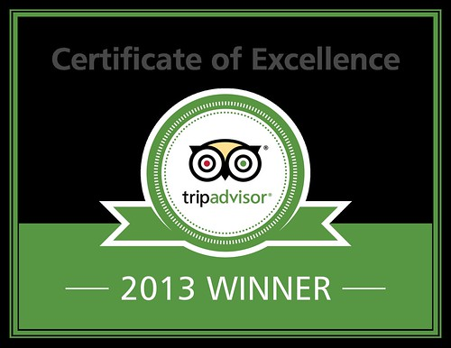 Holiday World & Splashin' Safari awarded TripAdvisor Certificate of Excellence