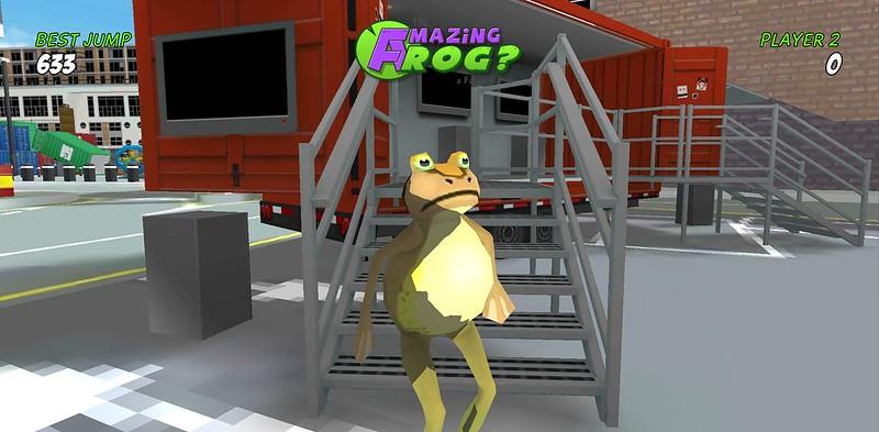 Amazing Frog OUYApark