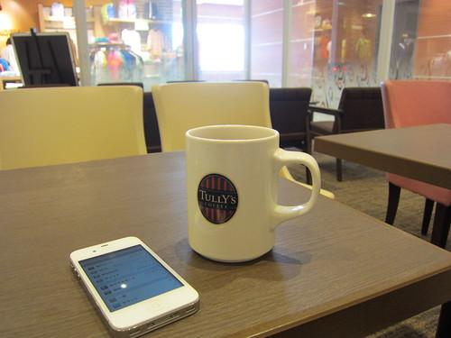 タリーズコーヒーさんすて岡山店 by haruhiko_iyota
