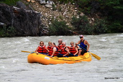 Marine Drive River Rafting