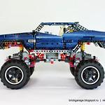LEGO Technic 41999 4x4 Crawler Exclusive Edition
