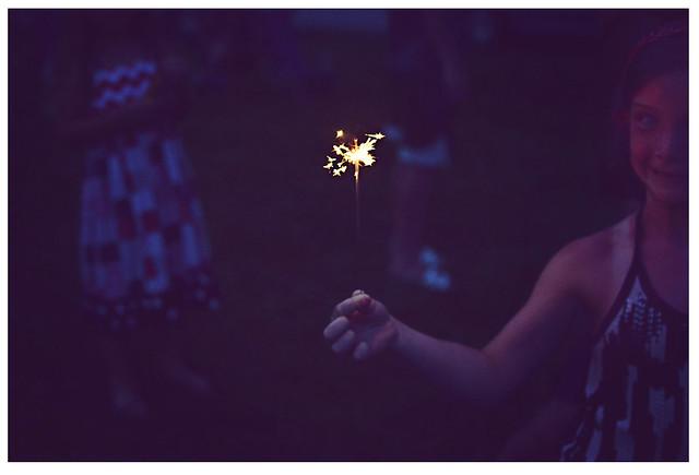 sparkler web