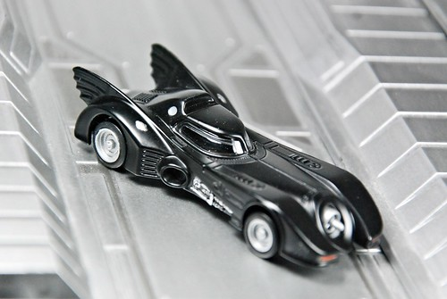 Tomica #146: 1989 Batmobile
