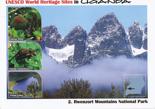 Rwenzori Mountains National Park (1994)