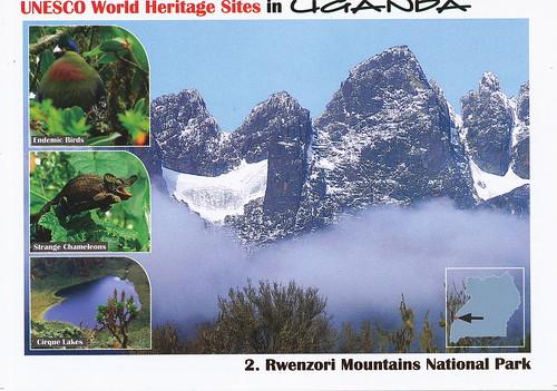 Rwenzori Mountains National Park (1994)
