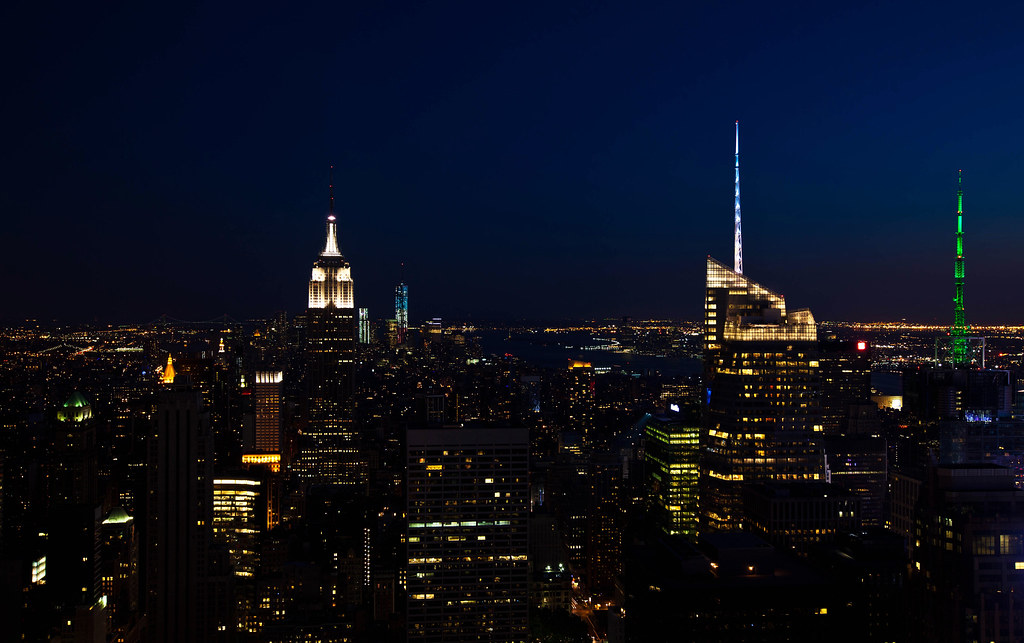 Top of the Rock | New York