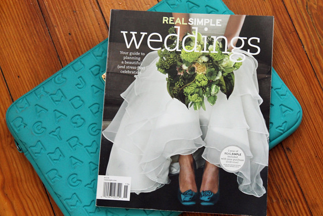 My Guide to Helpful Wedding Books and Magazines