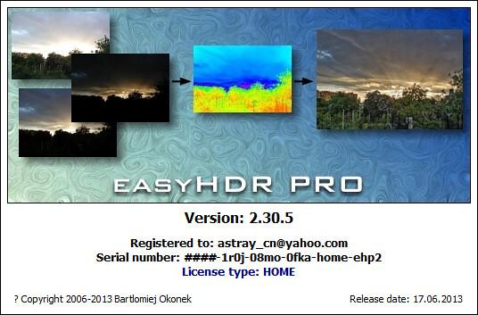 easyHDR PRO 2
