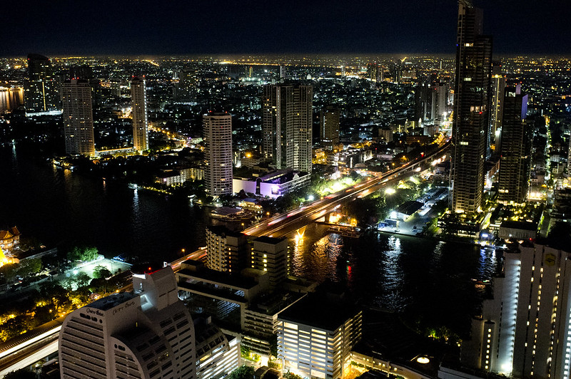 Good evening Bangkok