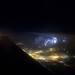 Leaving DCA during Lightning Storm, Zoeica Images Documentary Photography by zoeicaimages