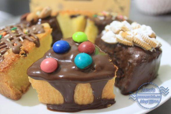 豆穌朋】歐式蛋糕瑪德蓮創意新吃法~★ @ ★*-*`'` ...