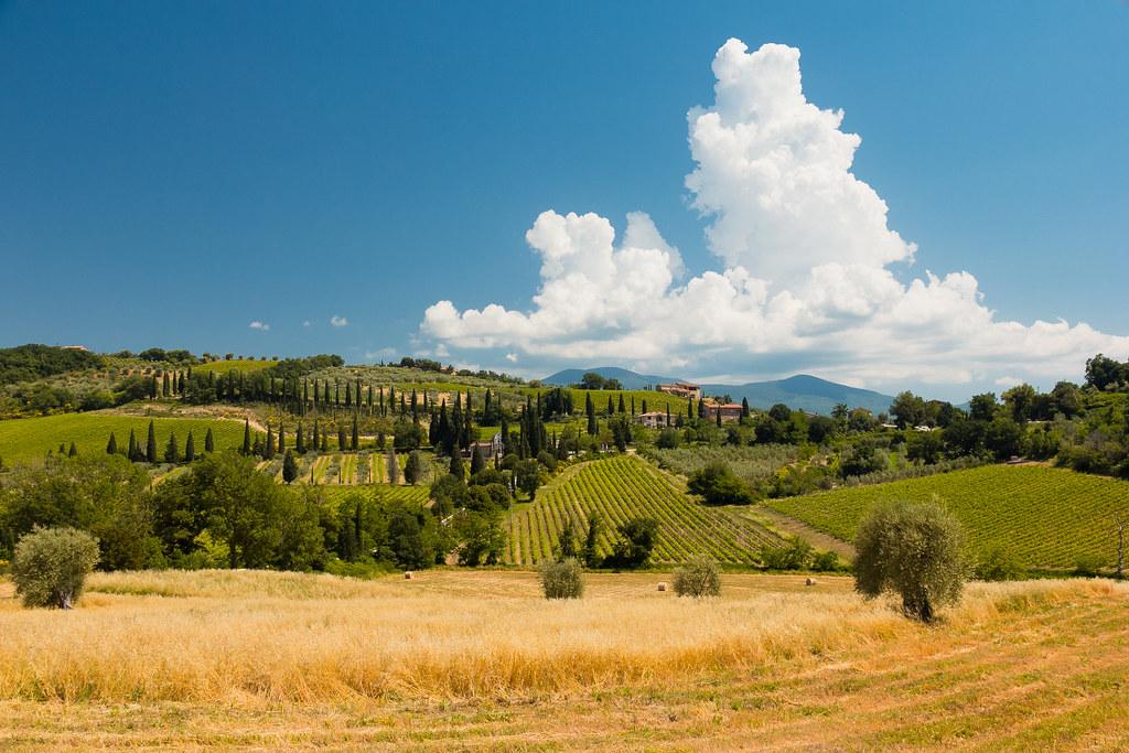 Sant Antimo, Tuscany, Italy