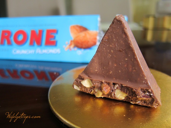 Toblerone Crunchy Almonds: The Perfect Triangle