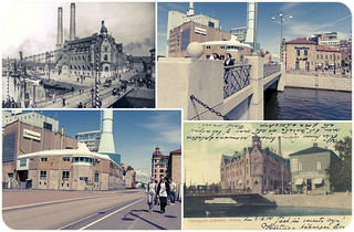 Gothenburg, Inom Vallgraven 1905 / 1922 / 2012