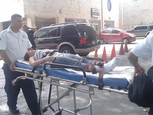 Retiran de la huelga de hambre a dos periodistas de 6to Poder